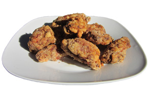 Hot Wings <sup>G</sup>